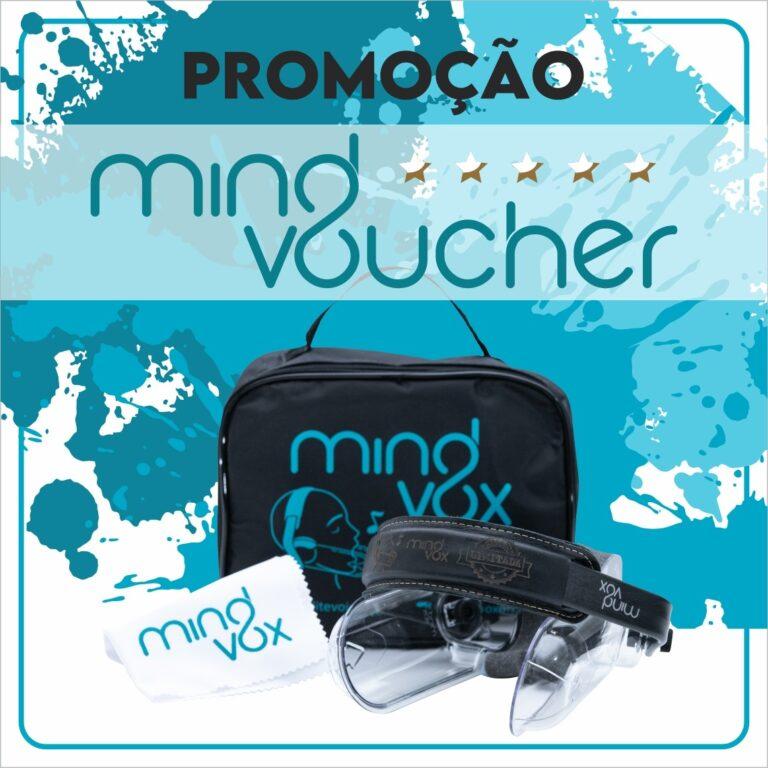 Mindvox Edição Limitada - Mindvoucher