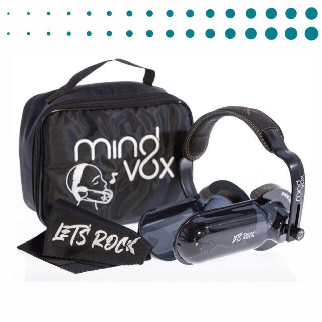 Mindvox 2.0 Linha Premium Let's Rock