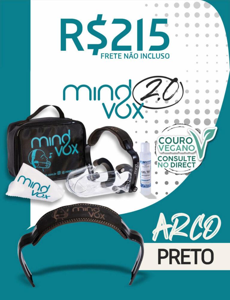 Mindvox 2.0 - Arco preto