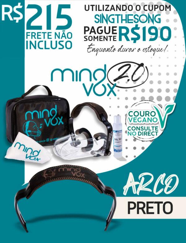 Mindvox 2.0 - Arco preto - SingTheSong